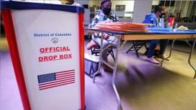 На Восточном побережье США открылись первые избирательные участки