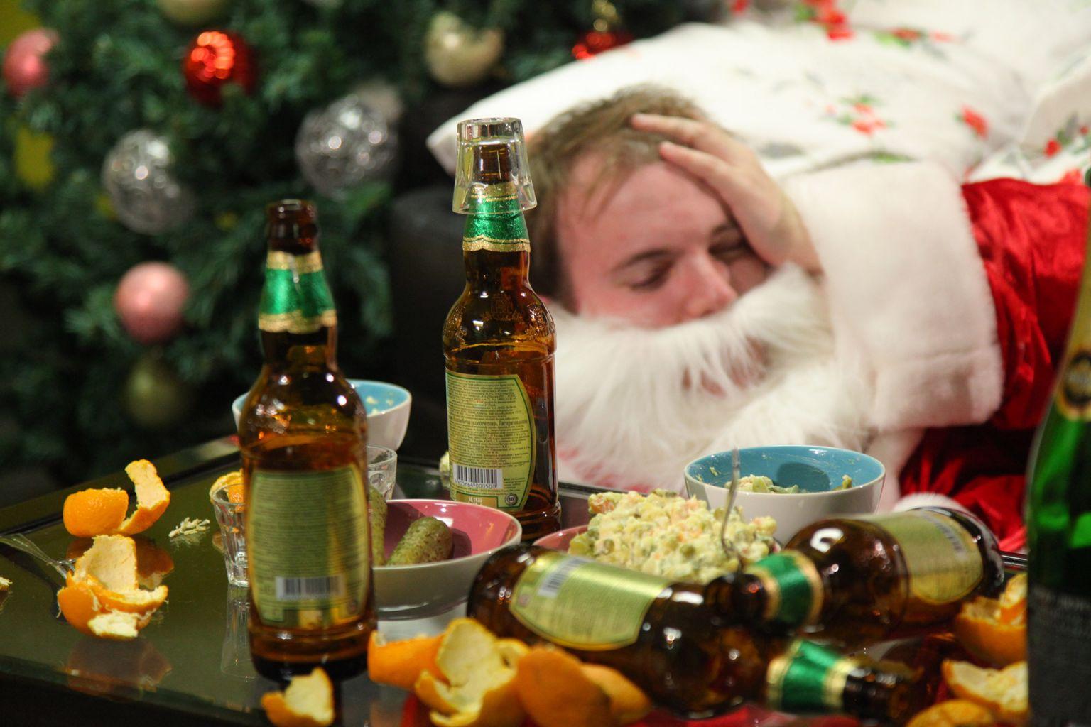 В РФ предложили запретить продажу алкоголя 1 и 2 января