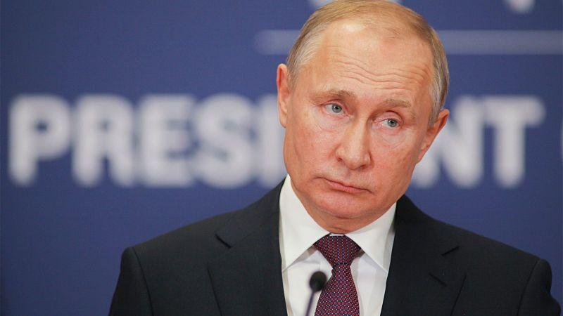 Путин объяснил задержку поздравления Байдена с победой на выборах