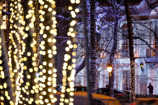 Города Подмосковья украсят к Новому году и подготовят к прогулкам