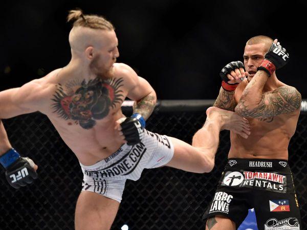 Бой Конора МакГрегора и Дастина Порье состоится на Бойцовском острове UFC