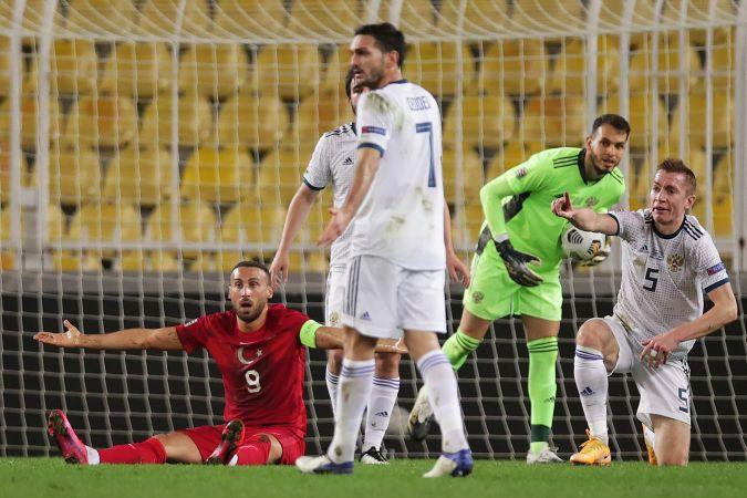 Павлюченко раскритиковал польскую бригаду арбитров матча Лиги наций Турция — Россия