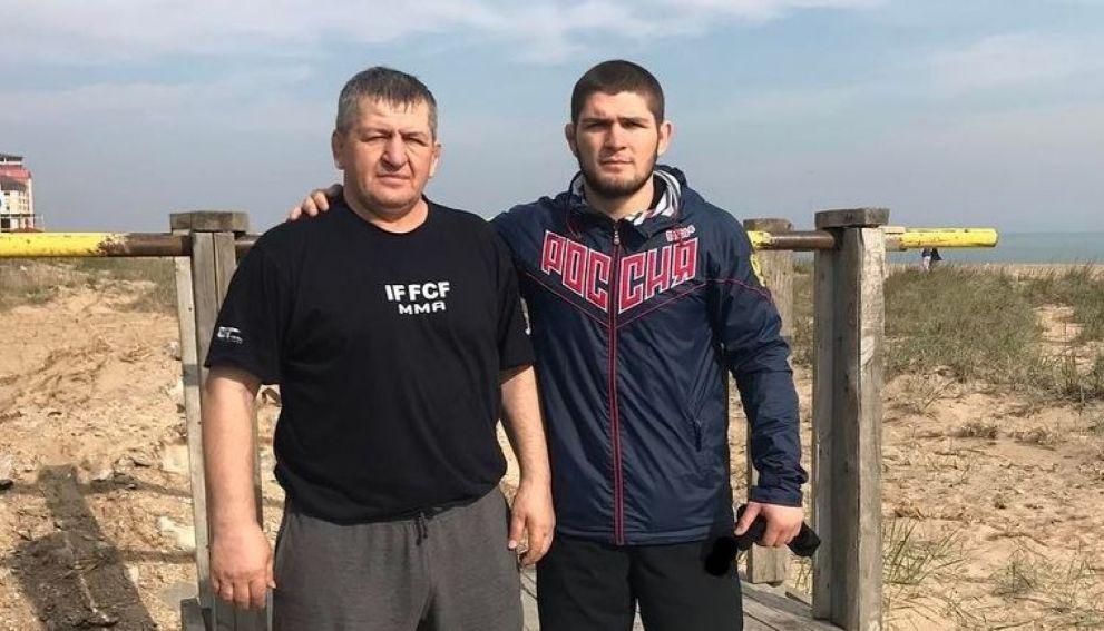 Дядя Нурмагомедова объяснил желание вернуть бойца в спорт