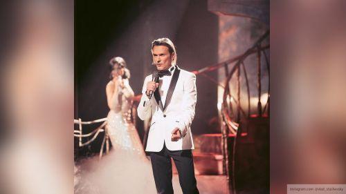 Влад Сташевский вернулся на сцену после 20-летнего перерыва в карьере