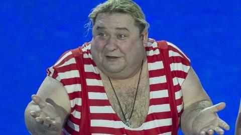 Актер Морозов перенес вторую операцию на желудок и готовится удалять кожу