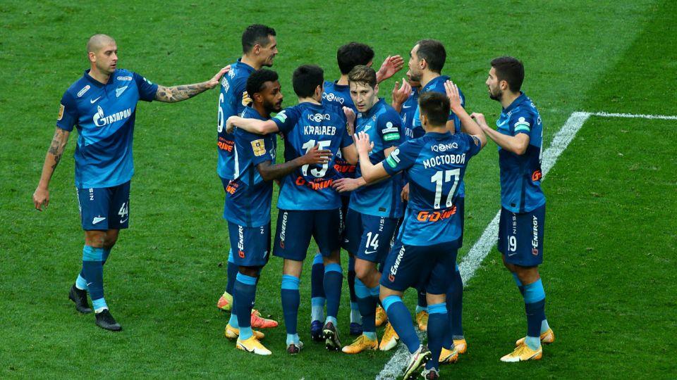 Кержаков считает, что ситуация с Дзюбой сплотила игроков «Зенита»