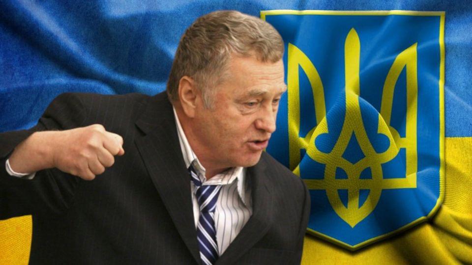 Жириновский: в 2021-м или 2022 году в состав России может войти 80% территории Украины