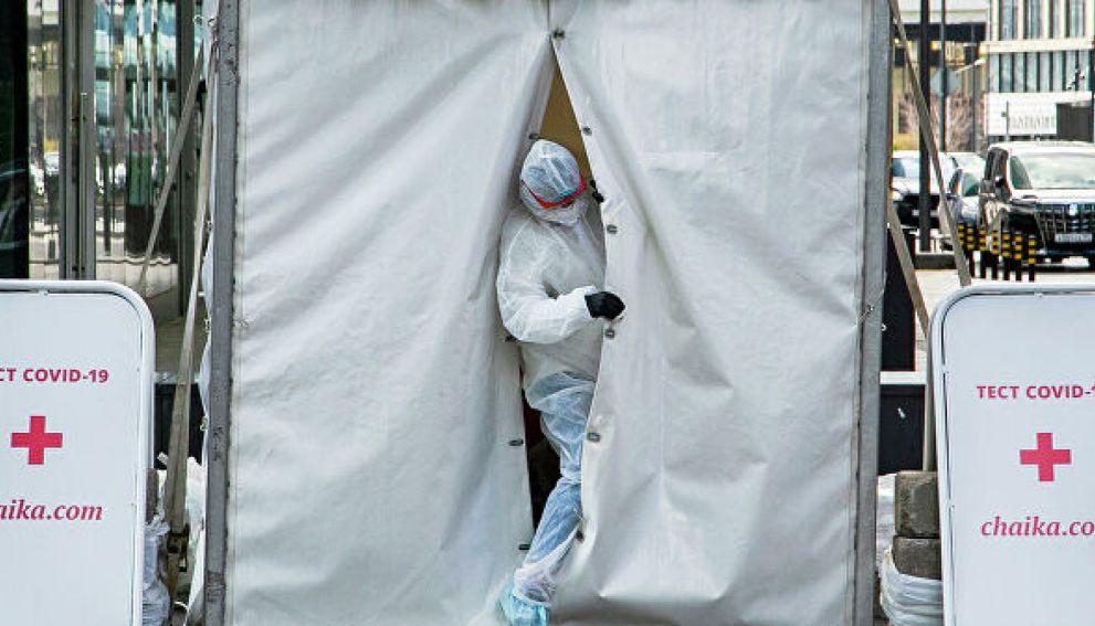 В Москве ужесточат ограничения из-за распространения коронавируса