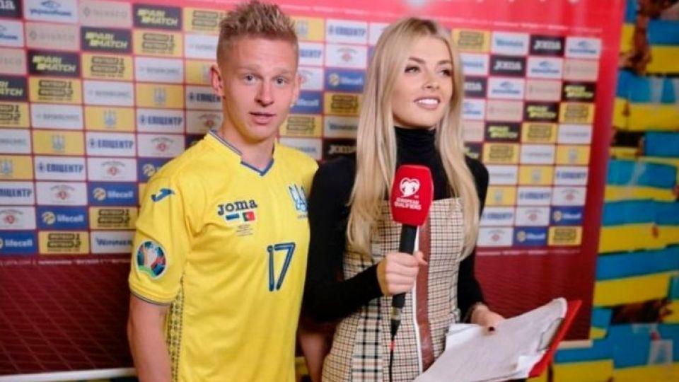 Жена Зинченко оценила перспективы мужа играть за «Реал» или «Барселону»