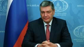 МИД прокомментировал решение США разместить в Карабахе миротворцев