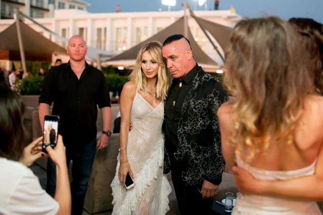 Экс-директор Лободы опроверг слухи о связи певицы с Линдеманном