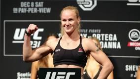 Боец MMA Валентина Шевченко хочет вновь сразиться с Амандой Нуньес