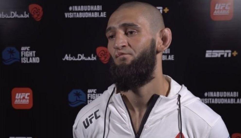 Хамзат Чимаев: «Братья Диас, мы идем за вами. Где вы?»
