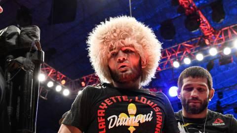 Орловский объяснил, почему Нурмагомедов опередил Джонса в списке лучших бойцов UFC