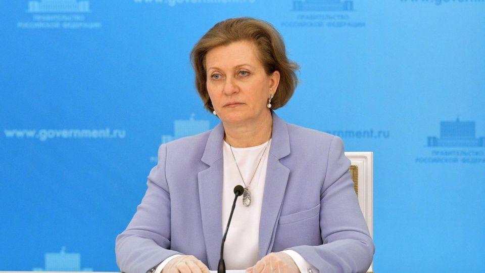 Попова назвала регионы РФ с высокой заболеваемостью коронавирусом