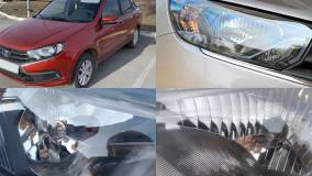 Вчера: «АвтоВАЗ» изменил передние фары на Lada Granta