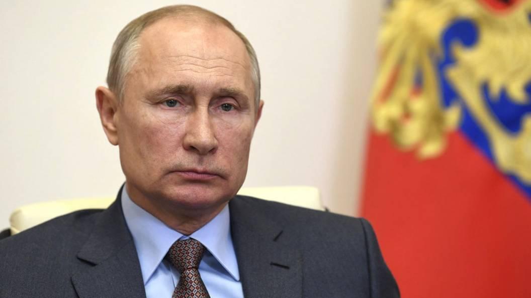 Вишневский: список, за что можно привлечь Путина, длинный