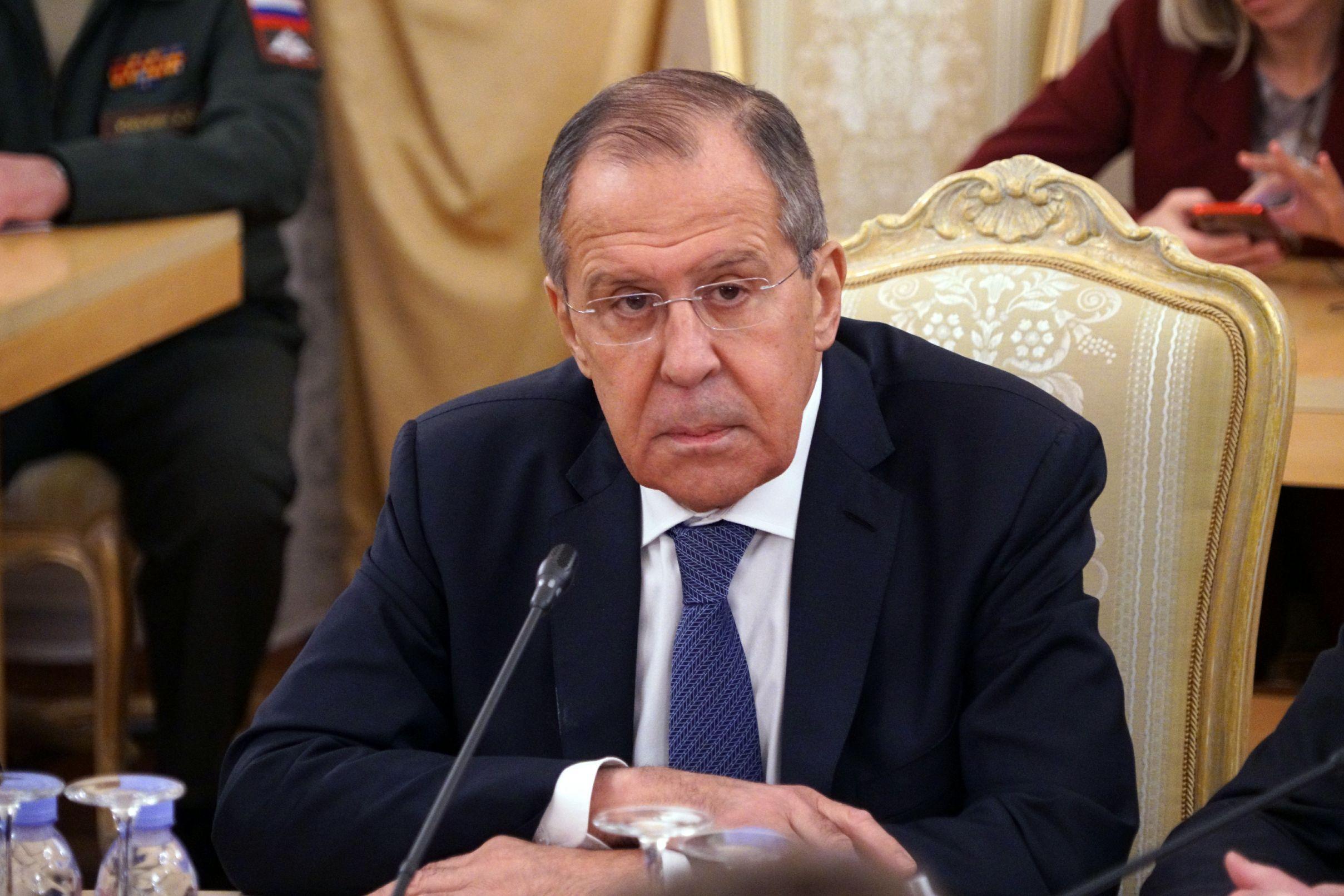 Лавров обвинил Запад в организации беспорядков в России и Белоруссии