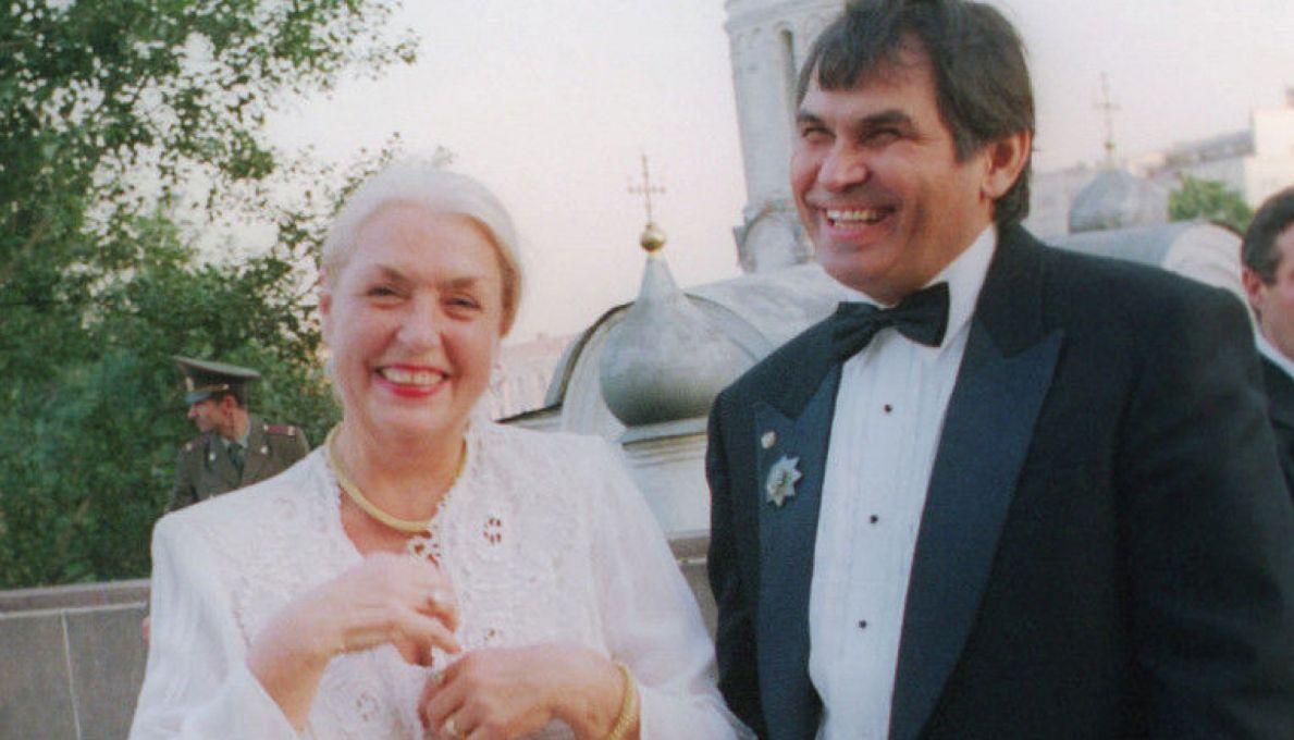 73-летний Бари Алибасов ждет ребенка от молодой помощницы