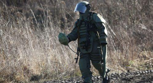 Российские военные примут участие в разминировании местности в Нагорном Карабахе