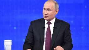 Путин потребовал объяснить срыв сроков утверждения космических программ