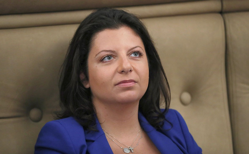 Маргарита Симоньян прокомментировала интимное видео с Дзюбой