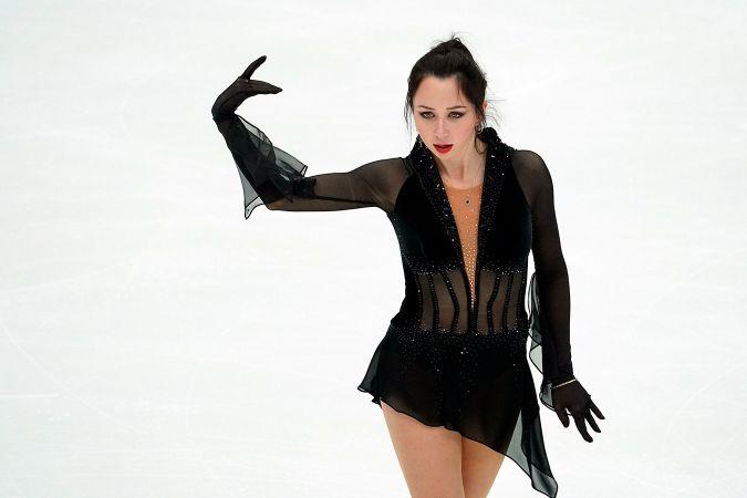 Туктамышева победила на этапе Гран-при по фигурному катанию в Москве