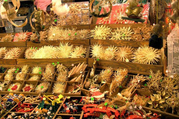 На Кубани рождественские ярмарки организуют с соблюдением антиковидных требований