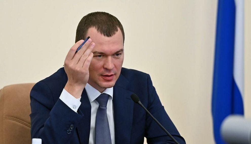 В Хабаровском крае отменят конкурс на охрану Дегтярева за 33 млн рублей