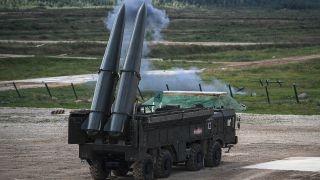 """Комплекс """"Искандер"""" был применен в ходе конфликта в Нагорном Карабахе"""