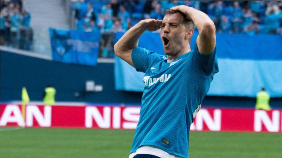 Дзюба объяснил неудачи «Зенита» в Лиге чемпионов