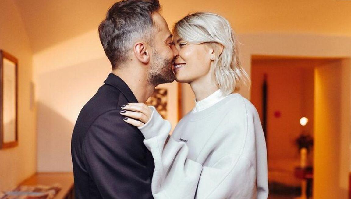 Дмитрий Шепелев опубликовал романтичное фото со своей невестой Екатериной Тулуповой