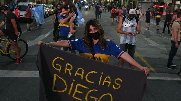 Церемонию прощания с Марадоной в Аргентине посетят около миллиона человек