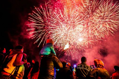 Власти Татарстана ввели запрет на применение фейерверков и петард на новогодние праздники