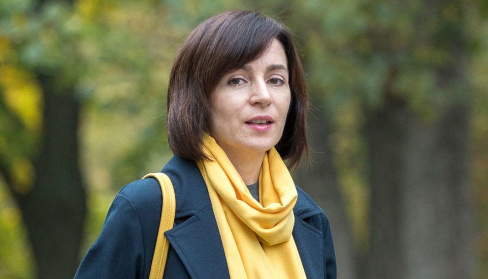 Санду призвала к полному выводу российских военных из Приднестровья