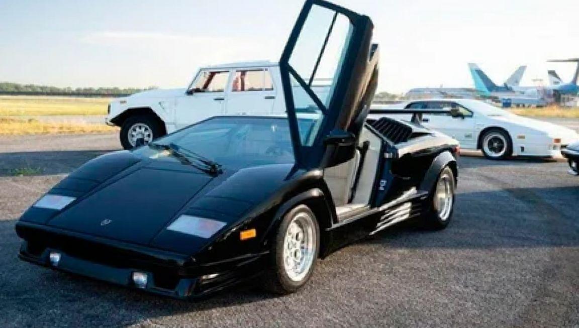 Коллекцию автомобилей из прошлого века продадут за 100 млн рублей