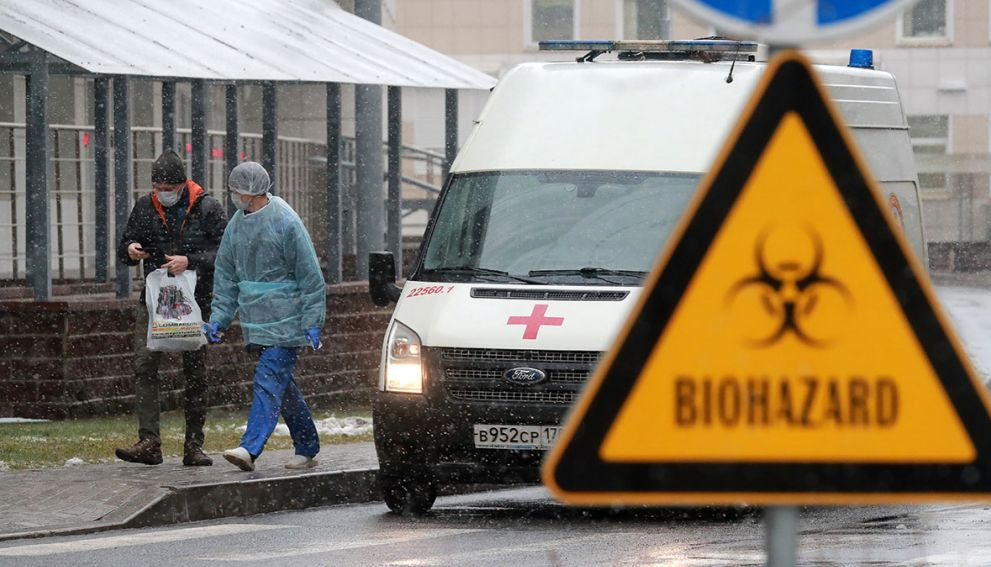 Власти Санкт-Петербурга ввели новые ограничения из-за коронавируса