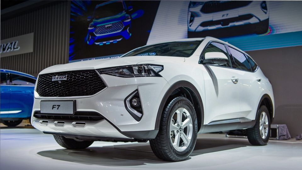Продажи тульских автомобилей Haval увеличились на 6%