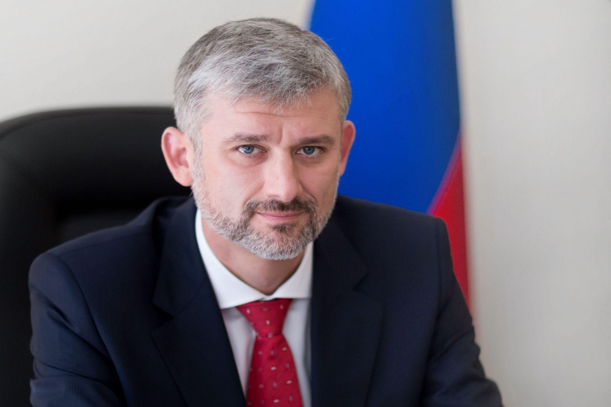 Экс-глава Минтранса отказался от должности губернатора Белгородской области