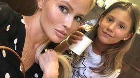 Дана Борисова заявила, что ее дочь избил отец