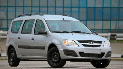 Сборка обновленного Lada Largus началась на «АвтоВАЗе»