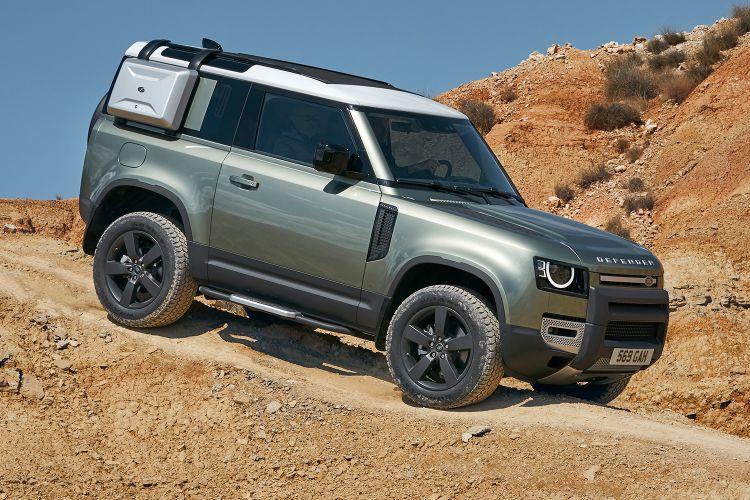 Компания Land Rover выпустит свой самый дешевый внедорожник в 2022 году