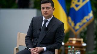 Офис президента Украины: Зеленский может быть выдвинут на второй срок