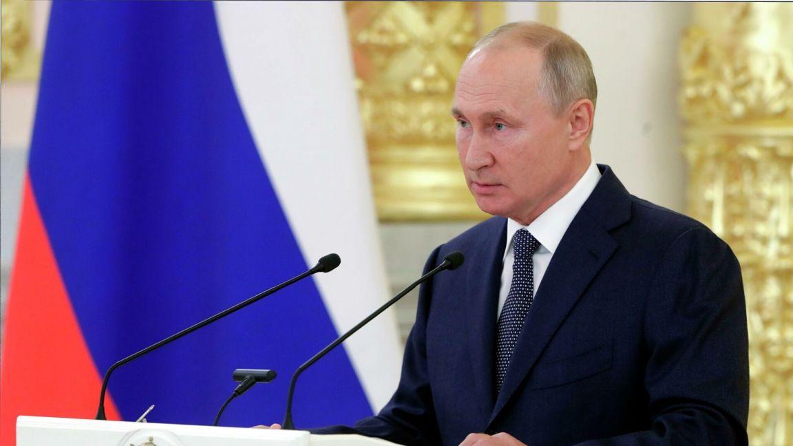 Ежегодная пресс-конференция Путина пройдет 17 декабря в режиме видеоконференции