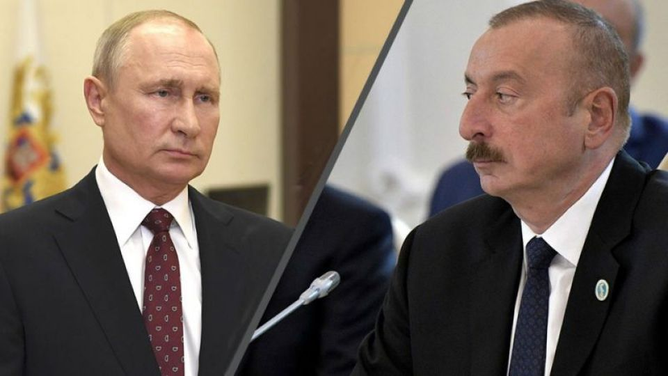 Алиев поставил Путина перед фактом: Военные Турции будут в Нагорном Карабахе