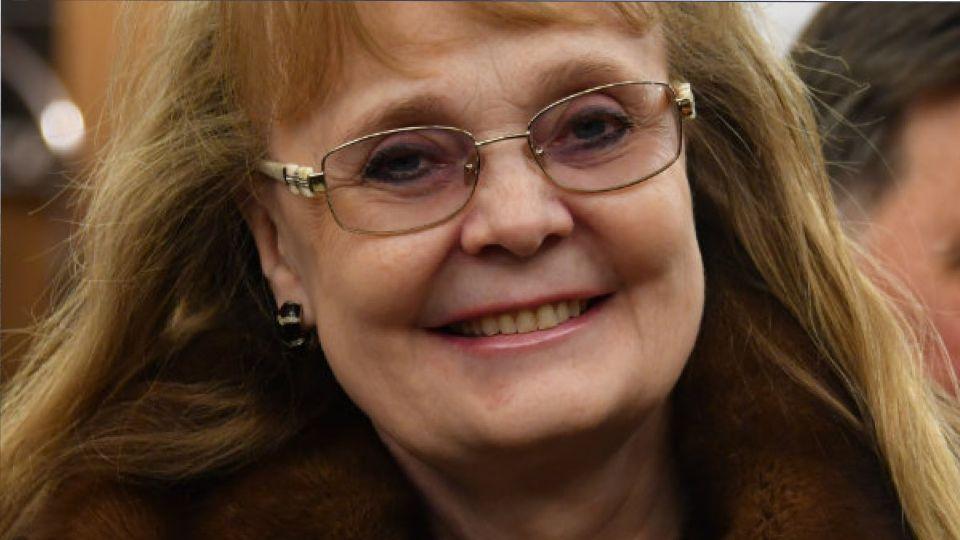 69-летняя Наталья Белохвостикова впервые стала бабушкой