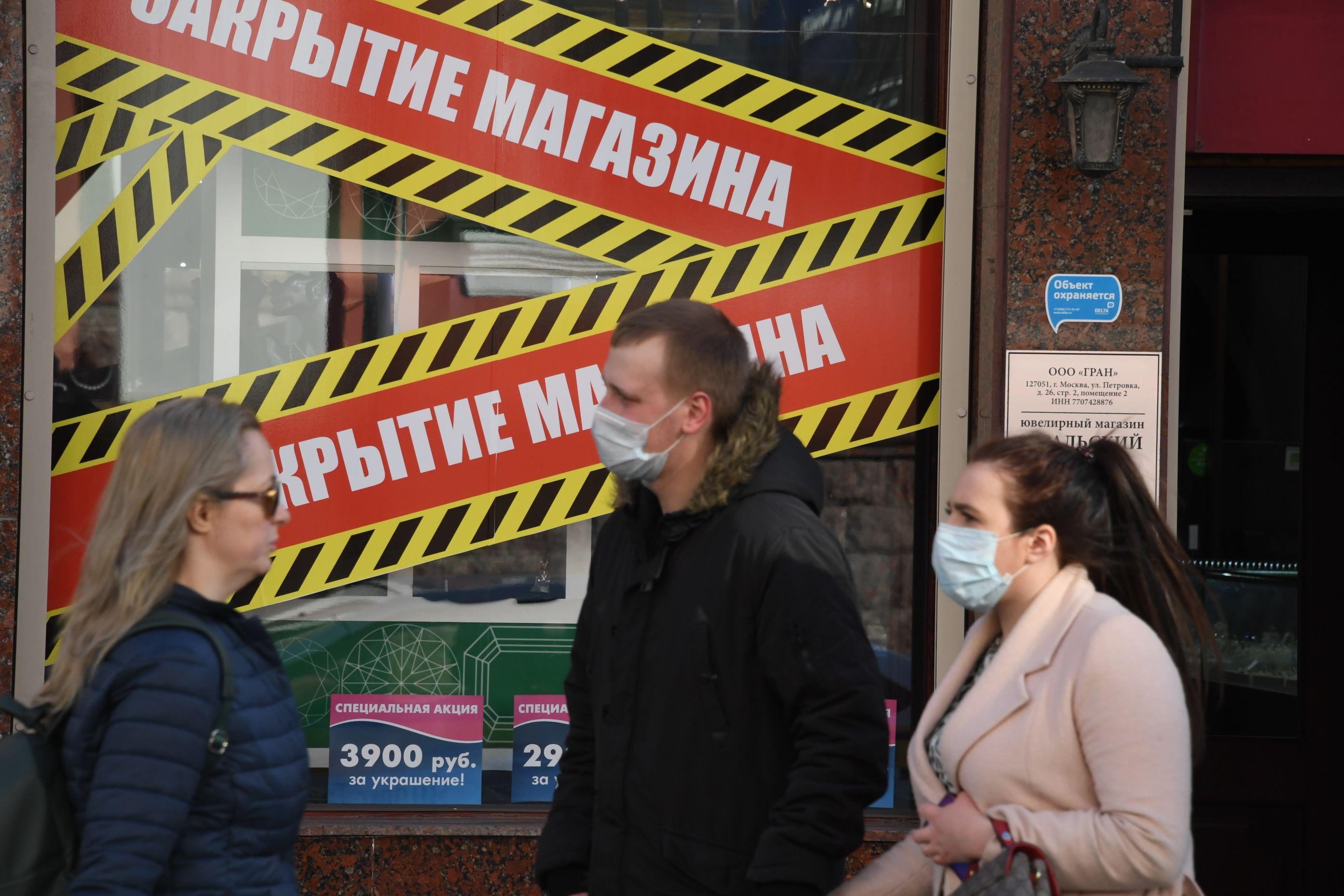 Гращенков: идет борьба за локдаун между партией коронавируса и партией выживания