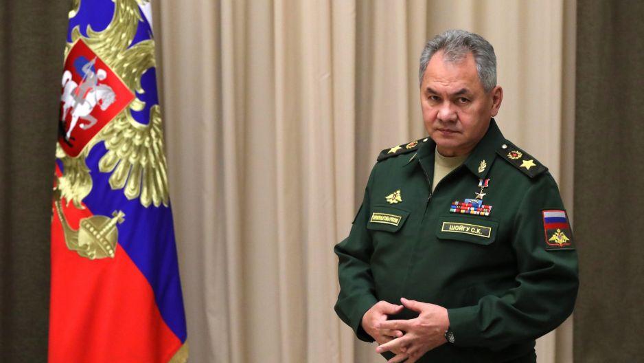 В ВС России началась массовая вакцинация от коронавируса