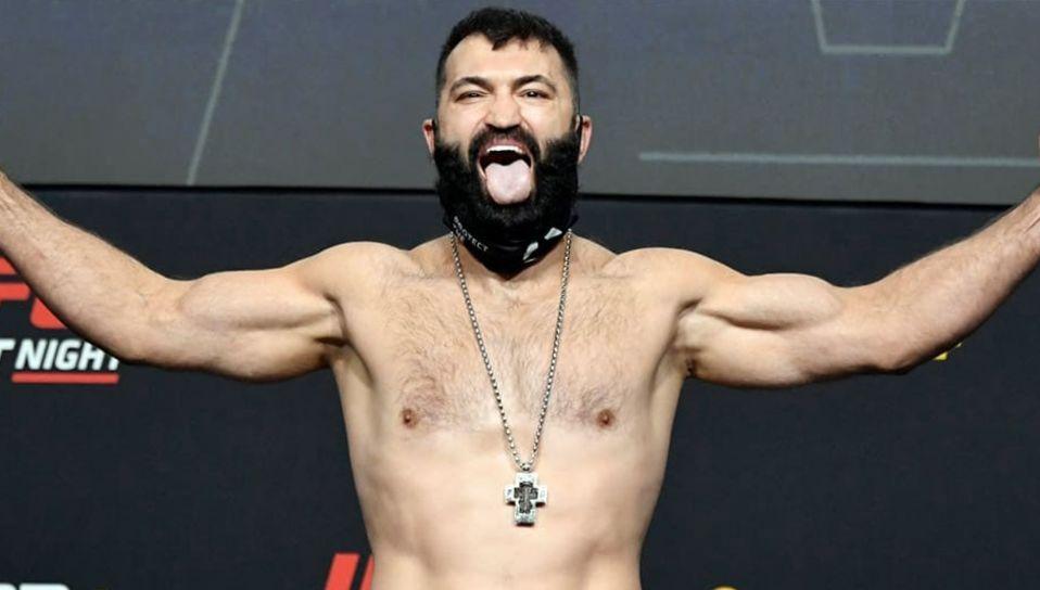 Андрей Орловский назвал главу UFC виновником своих поражений