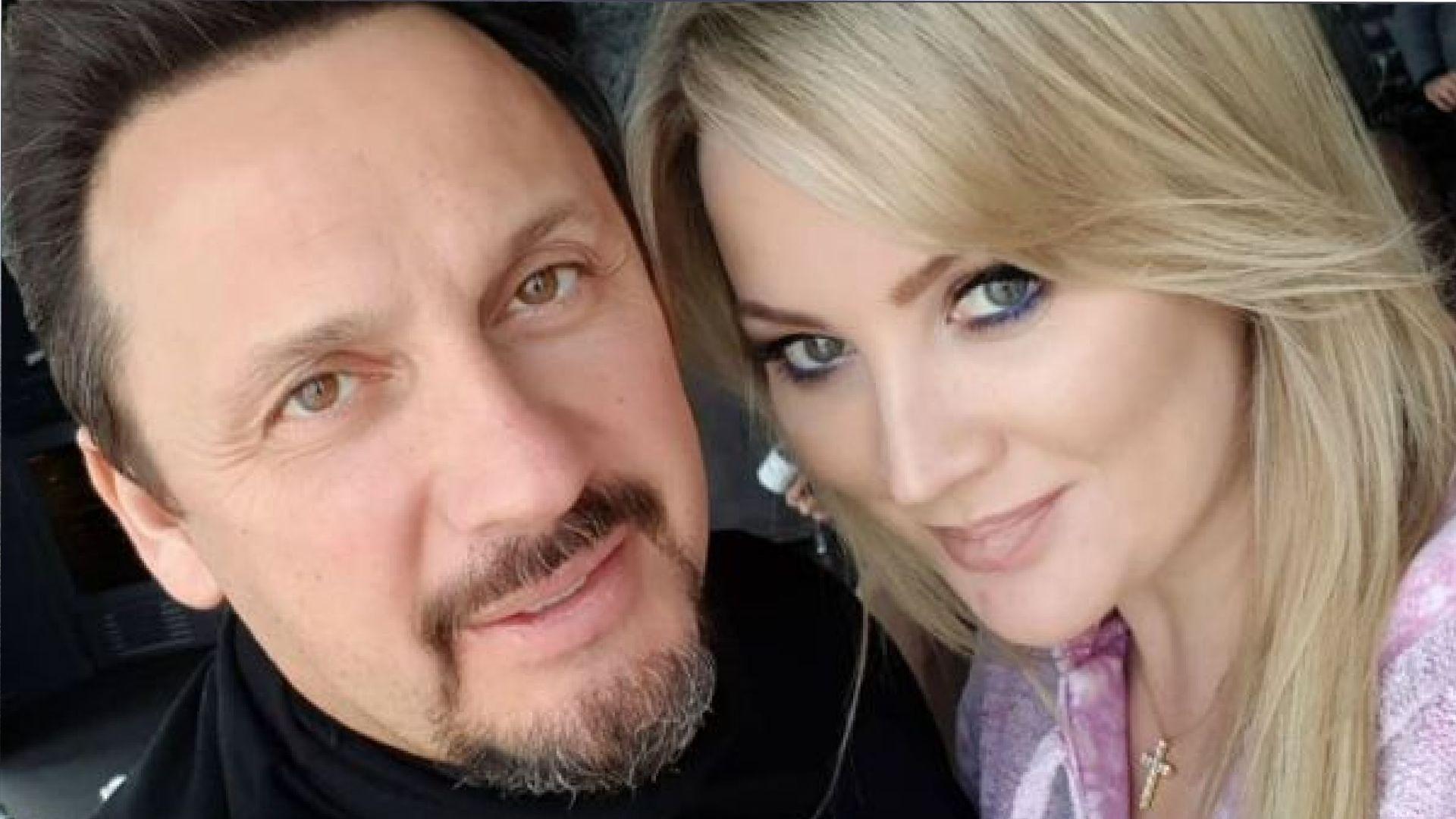 как похудела жена михайлова